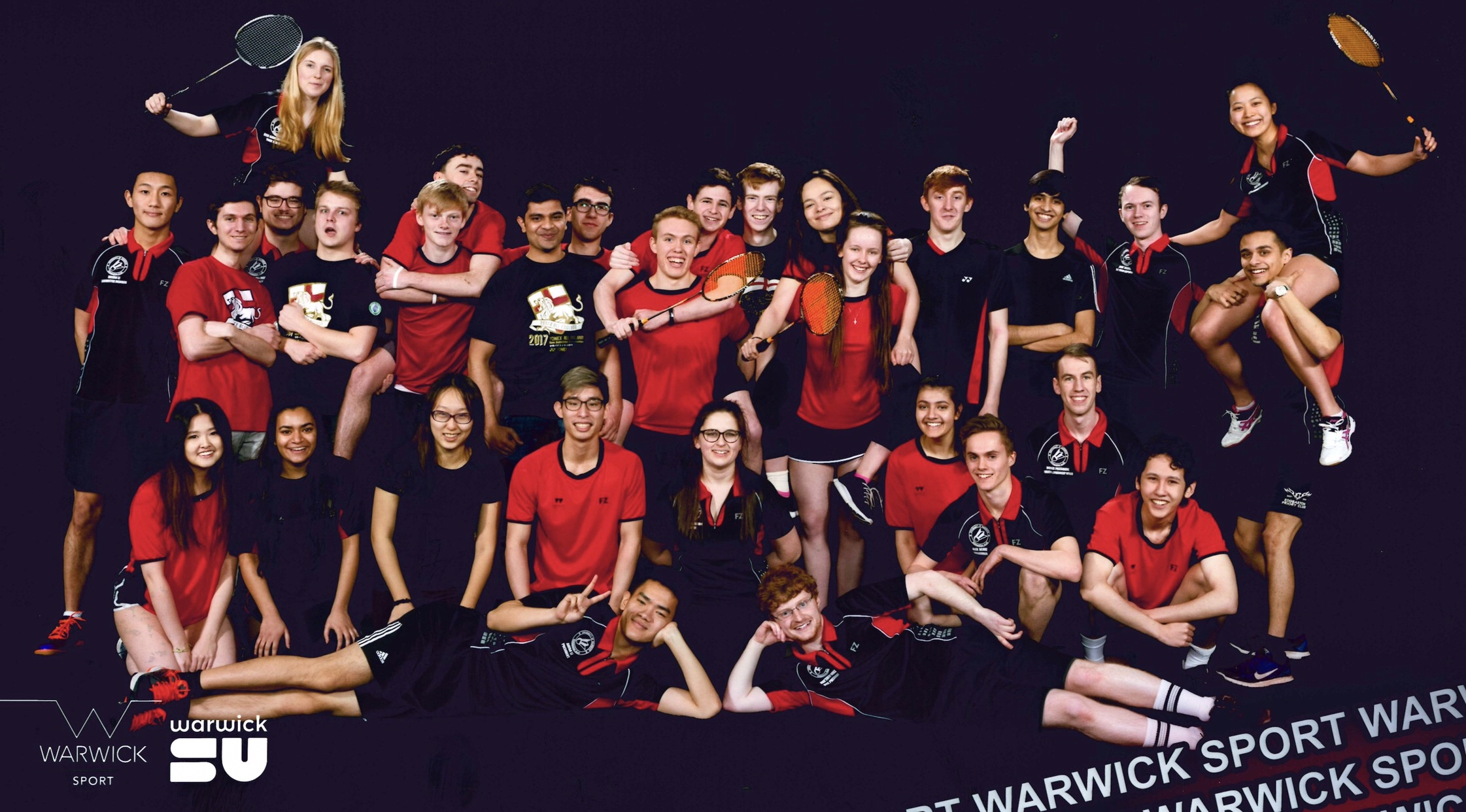 Badminton Club Photo